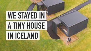 Tiny House Tour na Islandu