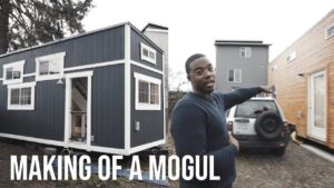 Tiny House Tours W / Tiny House Builder a investor (Tiny House World Pt.2)   Výroba Mogul # 21