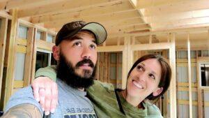 ZÍSKEJTE OURSELVY V dalším kroku této drobné stavby domu