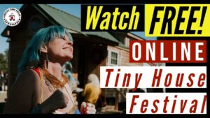 Zdarma online festival Tiny House Live On Youtube ... AWESOME!