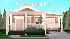 bloxburg malý domácí tour˚。⋆┃silver.x