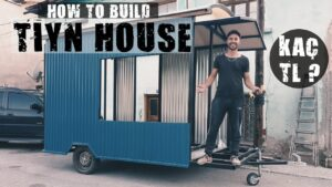 malý dům - kolik jsem utratil? (jak postavit malý dům) vlog