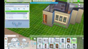 wow, postavil jsem ten strašlivý sims malý domeček - SIMS 4 Speed Build