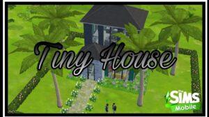 Část 17 The Sims Mobile Tiny House (House Tour)