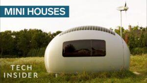 13 malých domů, díky nimž budete chtít zmenšit velikost