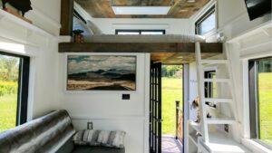 160 Sqft Arcadia Drobný dům na kolech pomocí mikroprocesoru Životní Design Pro Malý Dům