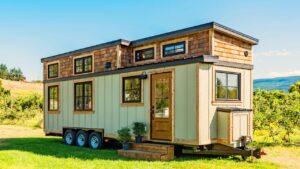 28 Kolibřík malý dům na kolečkách od Summit Tiny Homes   Viet Anh Design Home