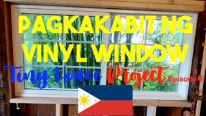 Instalace vinylového okna | Americký život Projekt malého domu | Epizoda 5