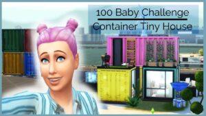Kontejner Tiny House // 100 Baby Challenge // Eco Lifestyle // SPEed BUiLD