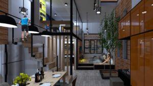 Malý dům kombinující skandinávské a současné | Tiny House Ep5 | Bydlení velké v malém domě