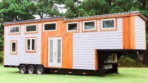 Nádherná rozhledna XL od Tiny House Chattanooga