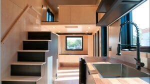 Nejkrásnější ORME DĚTSKÝ DŮM NA KOLECH na prodej Minimalistovými domy | Malý dům velké bydlení
