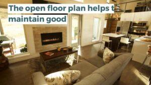 Nenechte si ujít úžasný interiér tohoto malého domu o velikosti 675 m2, navrženého pro rodinu 5 osob