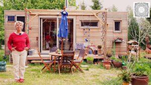 Od 120 do 21 m² - Susanna v malém domě