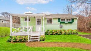 Okouzlující chata Heath Hills Beach Cottage Krásný malý dům