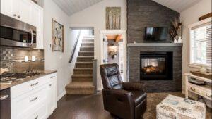 Pěkný malý domek malý domek na prodej od WildWood Lakefront Cottages