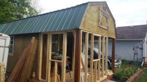 Přístřešek do Drobného domu Malý domovní kabeláž pro nové ložnice Stropní světlo