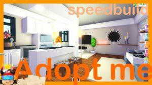 🎆 Přijměte mě malý domov Moderní estetická rychlost sestavení Design část 1 🎆 @ madam MADHOUSE Roblox