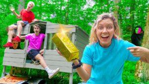 POSLEDNÍ ODPORUČENÍ Mystery Neighbor TINY HOUSE (Vyhraje 10 000 $ ZLATÉ LÉČENÍ)