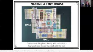Pokyny pro projekt Tiny House