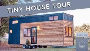 Prohlídka 3 ložnic Grand Sojourner Tiny House!