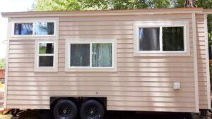 R.v. Certifikovaný malý dům na kolech se cítí jako doma. | Životní Design Pro Malý Dům