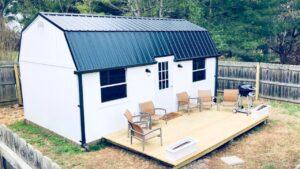 Rustikální krásný Zbrusu nový malý domek spí 4 | Viet Anh Design Home