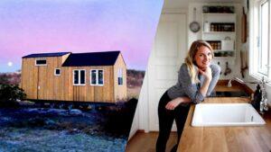 TENTO STYLSKÝ DĚTSKÝ DŮM JE SEN HOME // Skandinávská žena Minimalistka