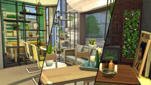 The Sims 4: Ekologický životní styl 3 Tiny Homes | #EAGameChangers