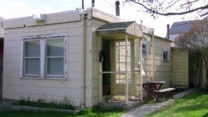 Tiny House - Butte Montana Miner Shake Remake