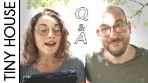 Tiny House Pitch, Cestování, Plánování / Otázky a odpovědi - Část I