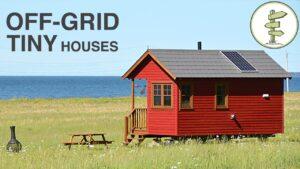 Tiny House Tour v úžasném nábřeží Off-Grid Resort - Domaine Floravie