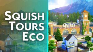 Ukažte své Eco Tiny Homes! // Squish Tours je ZPĚT