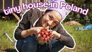 Věci se dívají / malý dům v Polsku