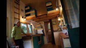 VIDEO. Malý dům v Cheverny, miniatura nevylučuje pohodlí!